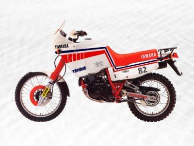 Yamaha XT600Z 3AJ Dakar