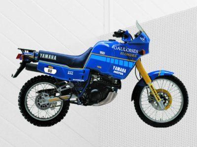 XT600Z 3AJ FZT Dakar Decal Pack