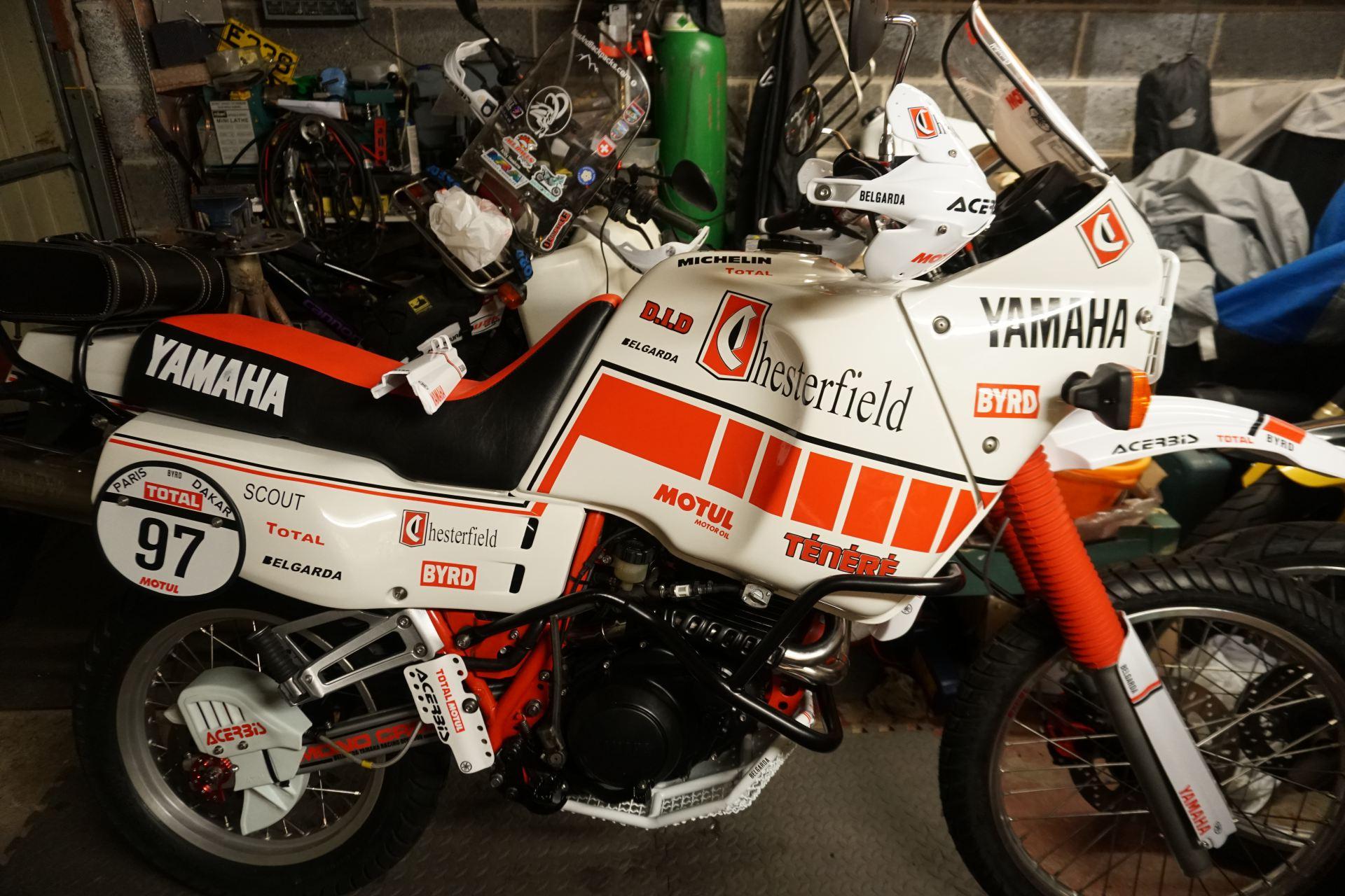 Yamaha XT600Z 3AJ Tenere